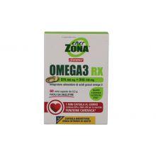 ENERZONA OMEGA 3 RX 60MINICAPS Omega 3, 6 e 9