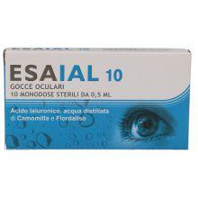ESAIAL 10 FLACONCINI MONODOSE Lacrime artificiali