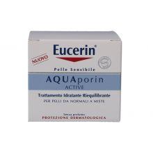 EUCERIN AQUAPORIN ACTIVE LIGHT EMULSIONE RINFRESCANTE 400ML Creme viso idratanti