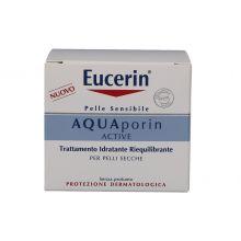 EUCERIN AQUAPORIN ACTIVE RICH CREMA RINFRESCANTE 50ML Creme viso idratanti