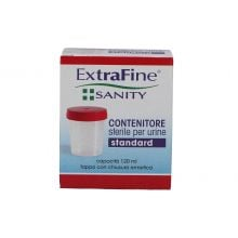EXTRAFINE SANITY CONTENITORE PER URINE DA 120ML Urinocoltura