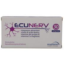 Ecunerv 30 Compresse Anti age