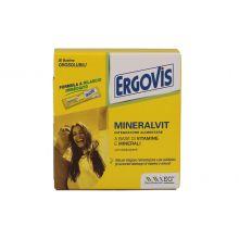 Ergovis Mineralvit 20 Bustine Integratori Sali Minerali