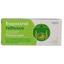 Eugastrol Reflusso 7 Compresse Da 20 mg Antiacidi