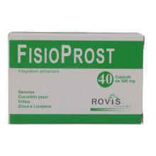 FISIOPROST INTEGRATORE 40 CAPSULE DA 534MG Prostata e Riproduzione Maschile