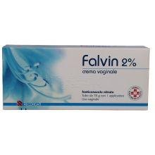Falvin Crema vaginale con applicatore 2% 78g Creme vaginali