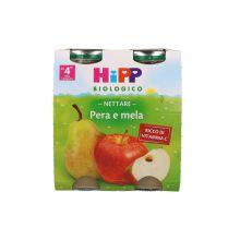HIPP BIO NETTARE DI PERA E MELA 2 X 100G Succhi di frutta per bambini