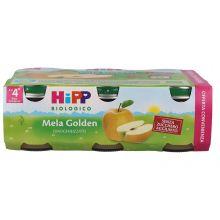 HIPP BIO OMOG MELA GOLD MULTIP Omogeneizzati di frutta