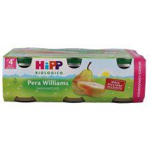HIPP BIO OMOG PERA W 100% 6X80 Omogeneizzati di frutta