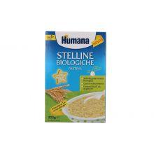 HUMANA STELLINE BIOLOGICHE PASTINA 320G Pasta per bambini e semolini