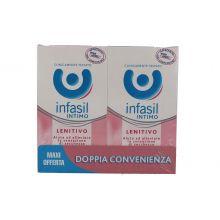 INFASIL INT BIPACK LENIT 2X200 Detergenti intimi