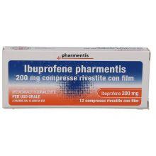 Ibuprofene Ratiopharm 12 Compresse Rivestite 200 mg 039371036 Ibuprofene