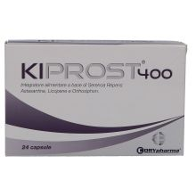 Kiprost 400 24 Capsule Per le vie urinarie