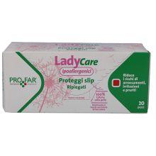 LADY CARE PROTEGGI SLIP IPOALLERGENICO 20 PEZZI Salvaslip