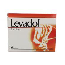 LEVADOL CEROTTO 9CM X 14CM 5 PEZZI Cerotti Senza Farmaco