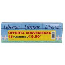 LIBENAR 15F ISOT 5ML 3PZ OFC Lavaggi nasali