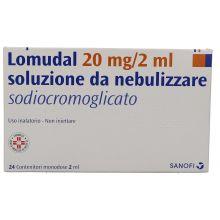 Lomudal Soluzione Da Nebulizzare 24 Flaconciniml 2 ml 022319038 Farmaci Per La Tosse Secca