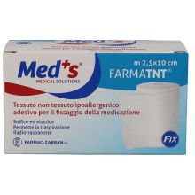 MEDS CEROTTO TNT FIX 250X10 CM Termometri digitali