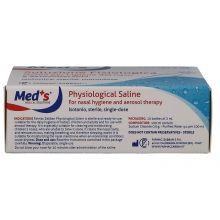 MEDS SOLUZIONE FISIOL 10FL 2ML Disinfettanti