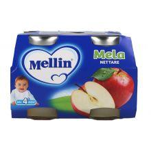 MELLIN NETTARE MELA 4X125ML Succhi di frutta per bambini