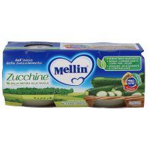 MELLIN OMOG ZUCCHINE 2X80G Omogeneizzati di verdura