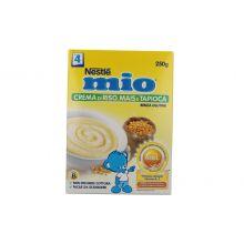 MIO FARINA RISO/MAIS/TAPIOCA Creme per bambini