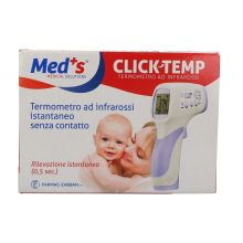 Meds Termometro Infrarossi Clicktemp Prevenzione CoronaVirus