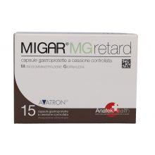 Migar MG Retard 15 Capsule Prostata e Riproduzione Maschile