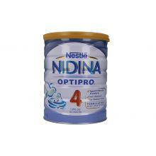 NIDINA Optipro 4 POLVERE 800G Latte per bambini