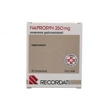 Naprosyn 30 Compresse Farmaci Antinfiammatori