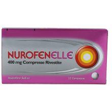 Nurofenelle 12 Compresse Rivestite 400 mg 037916107 Ibuprofene