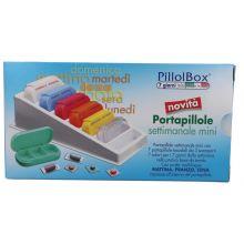 PILLOLBOX 7GG MINI CONTENITORE Portapillole