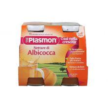 PLASMON NETTARE ALB 125MLX4PZ Succhi di frutta per bambini