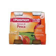PLASMON NETTARE PESCA125MLX4PZ Succhi di frutta per bambini