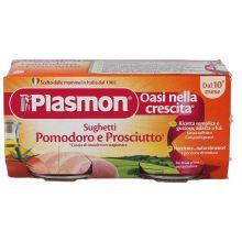 PLASMON SUGH POMOD/PR 80GX2PZ Sughi per bambini