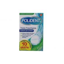 POLIDENT TRIPLA FRESCH 66CPR Prodotti per dentiere e protesi dentarie