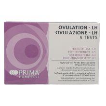 PRIMA HOME TEST OVULAZIONE 5PZ Test ovulazione