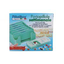 PillolBox 7 Giorni Contenitori A Colonna Portapillole