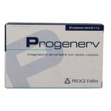 Progenerv 20 Compresse Anti age