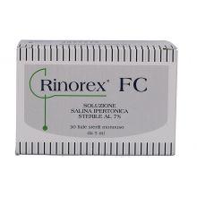RINOREX FC 30FLACONCINI 5ML Soluzioni per aerosol
