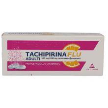 Tachipirinaflu 12 Compresse 500mg+200mg 028818072 Farmaci per curare  raffreddore e influenza
