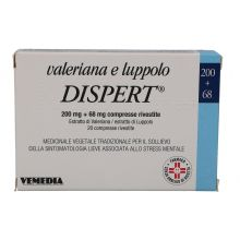 VALERIANA LUPPOLO DISP*20CPR Tranquillanti