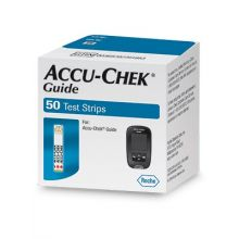 Accu Chek Guide 50 Strisce Strisce glicemia