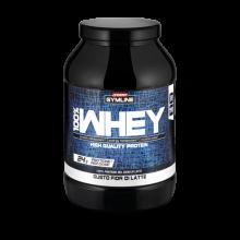 Enervit Gymline 100% Whey Concentrate Gusto Fior di Latte 900g Integratori Per Gli Sportivi