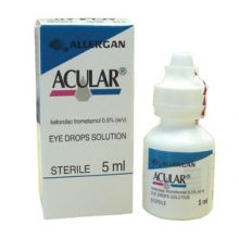 ACULAR* COLLIRIO FLACONE 5ML 0,5% Antiinfiammatori