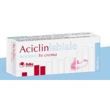 Aciclinlabiale* Crema 2G 5% Pomate, cerotti, garze e spray dermatologici