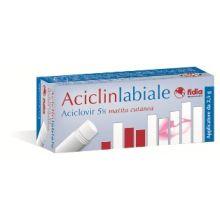Aciclinlabiale* Matita 2,5G 5% Pomate, cerotti, garze e spray dermatologici