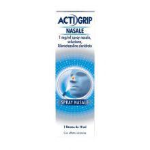 Actifed Decongestionante Spray 10 ml 040282016 Farmaci Per Naso Chiuso E Naso Che Cola