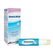 Alovexlabiale Matita Cutanea 5% 3g Pomate, cerotti, garze e spray dermatologici