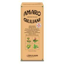 Amaro Medicinale Giuliani Soluzione Orale 400 g 002427274 Lassativi
